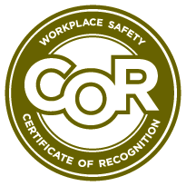 Certification Of Recognition COR